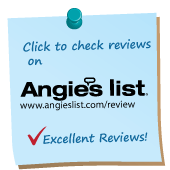 See our excellent Angie's List review