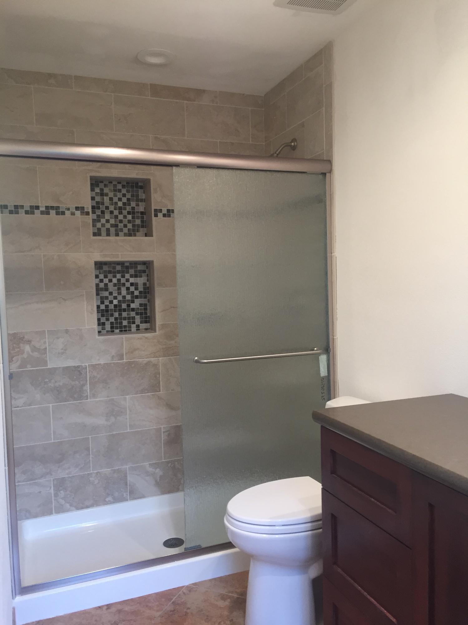 Project Gallery - Bathroom remodel walnut creek